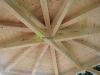 Šestiúhelný altán průměr 4 m.